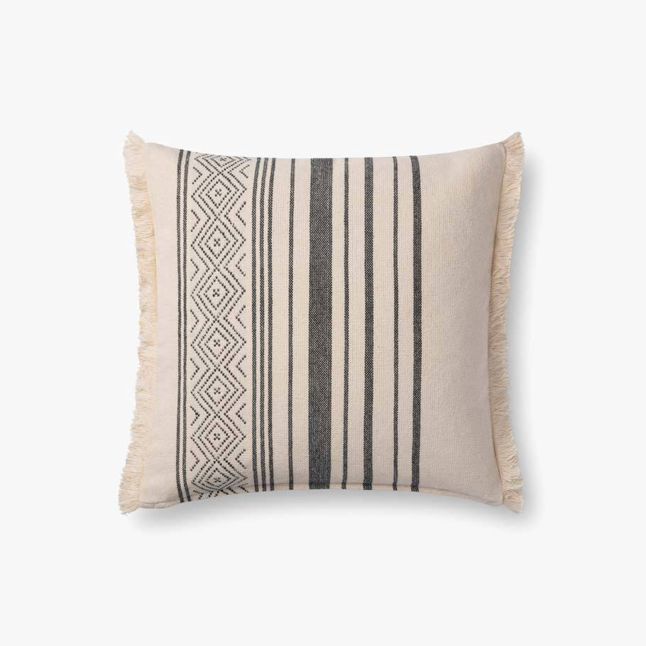 Tribal Fringe Pillow