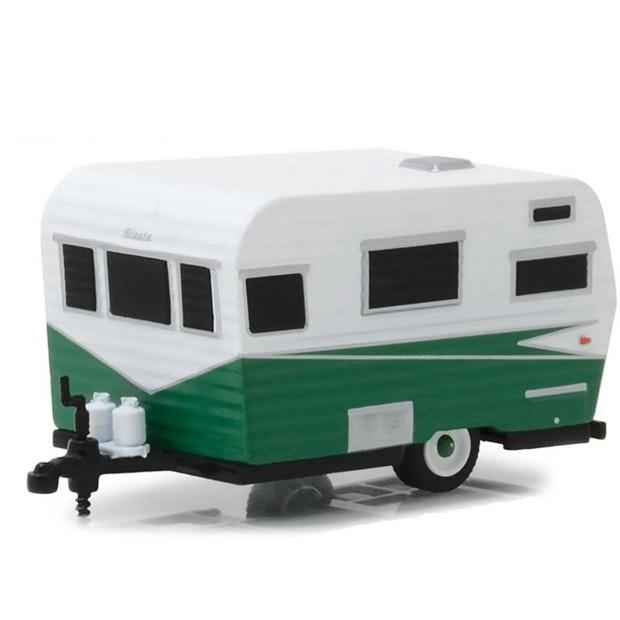 Greenlight #34050-A 1/64 1958 Siesta Travel Trailer