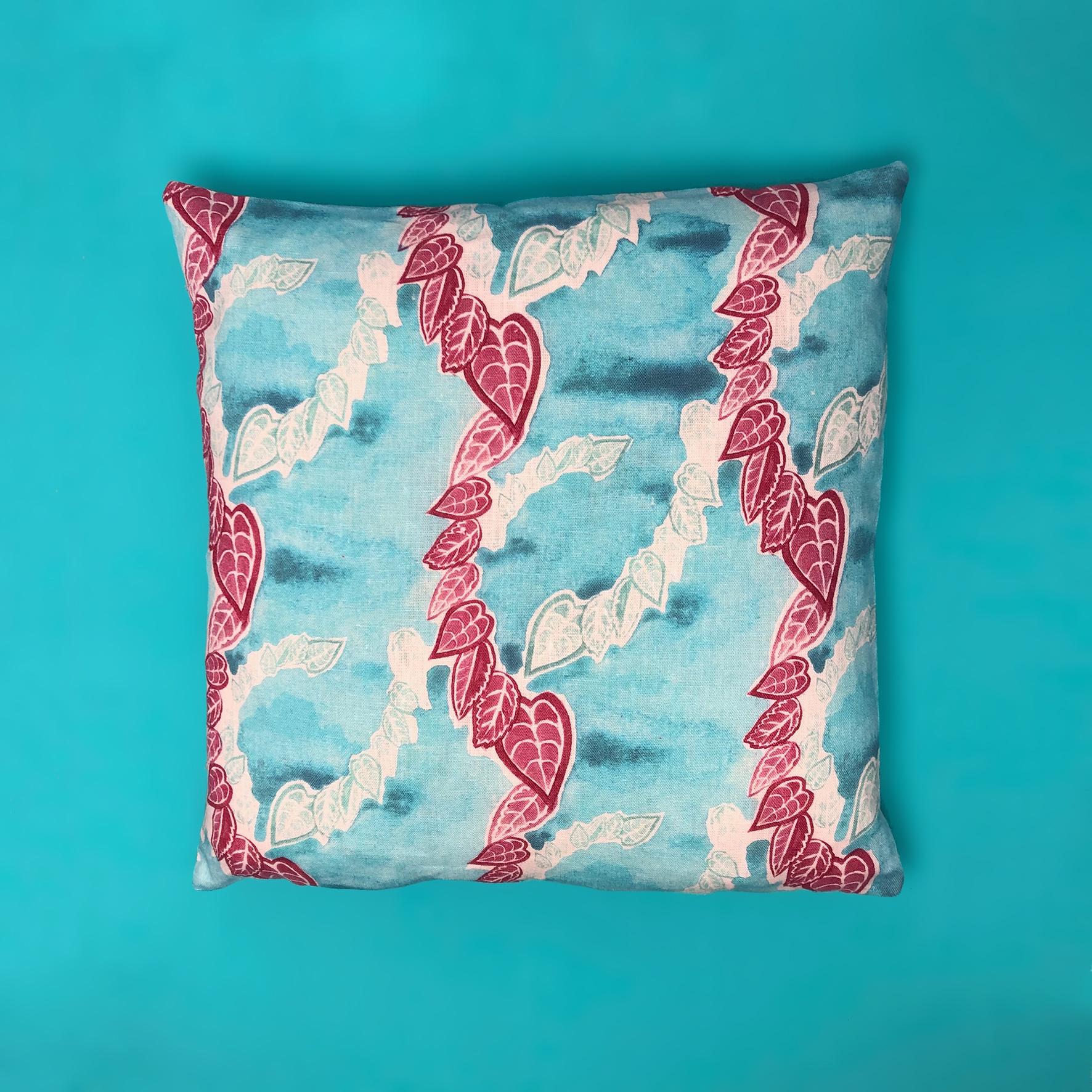 Mankolam Cushion