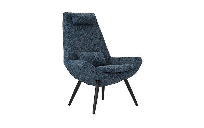 Incredible Modern Contemporary Linen Fabric Living Room Accent Chair Creativecarmelina Interior Chair Design Creativecarmelinacom