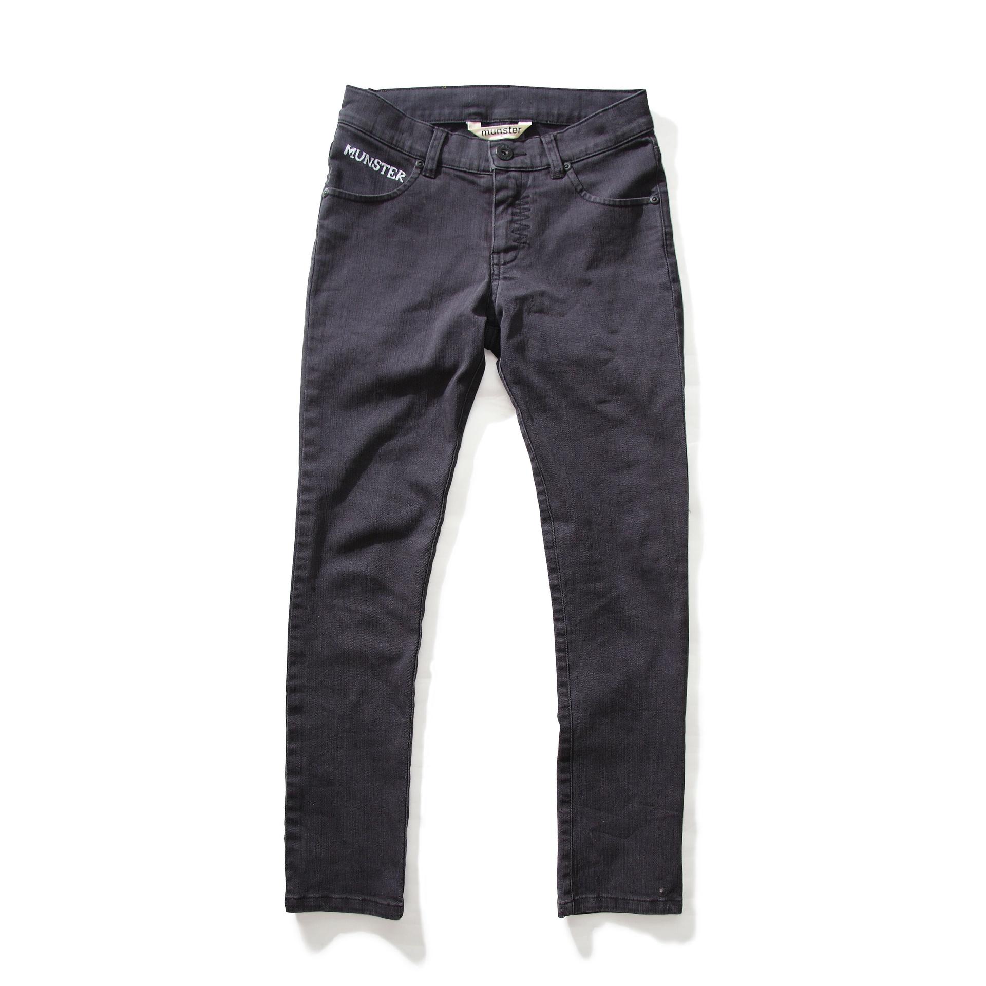 Munster RAMONES Denim Jeans