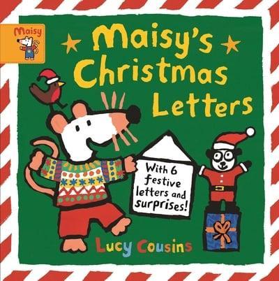 MAISY'S CHRISTMAS LETTER (HB)