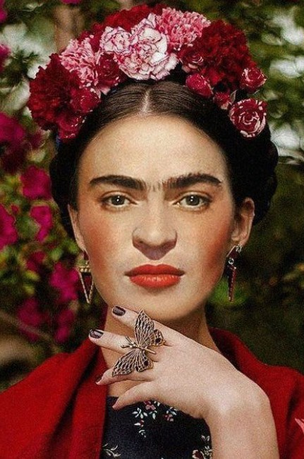 The Art Bar - Frida Kahlo, high-brow portrait painting: Saturday March 14 - 6.30 pm - 9.30 pm