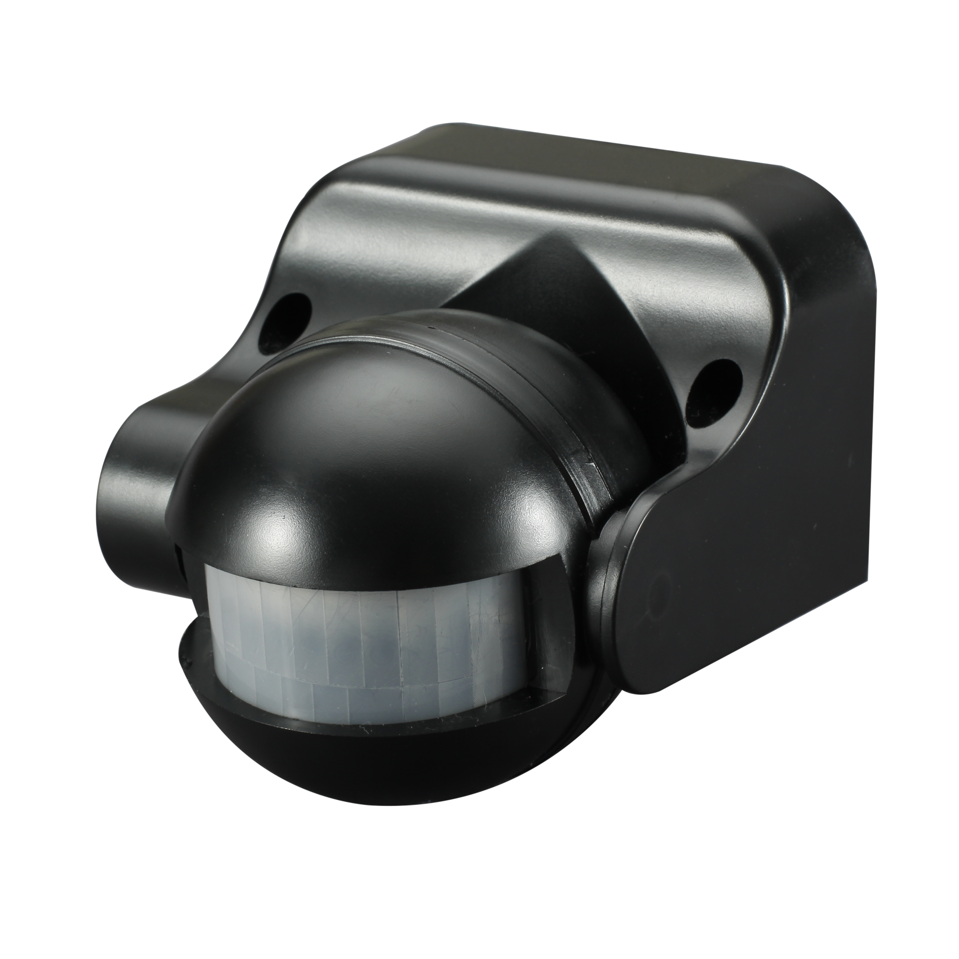 IP44 180° PIR SENSOR - BLACK