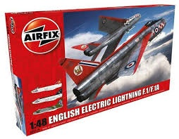 AIRFIX ENGLISH ELECTRIC LIGHTING 1:48