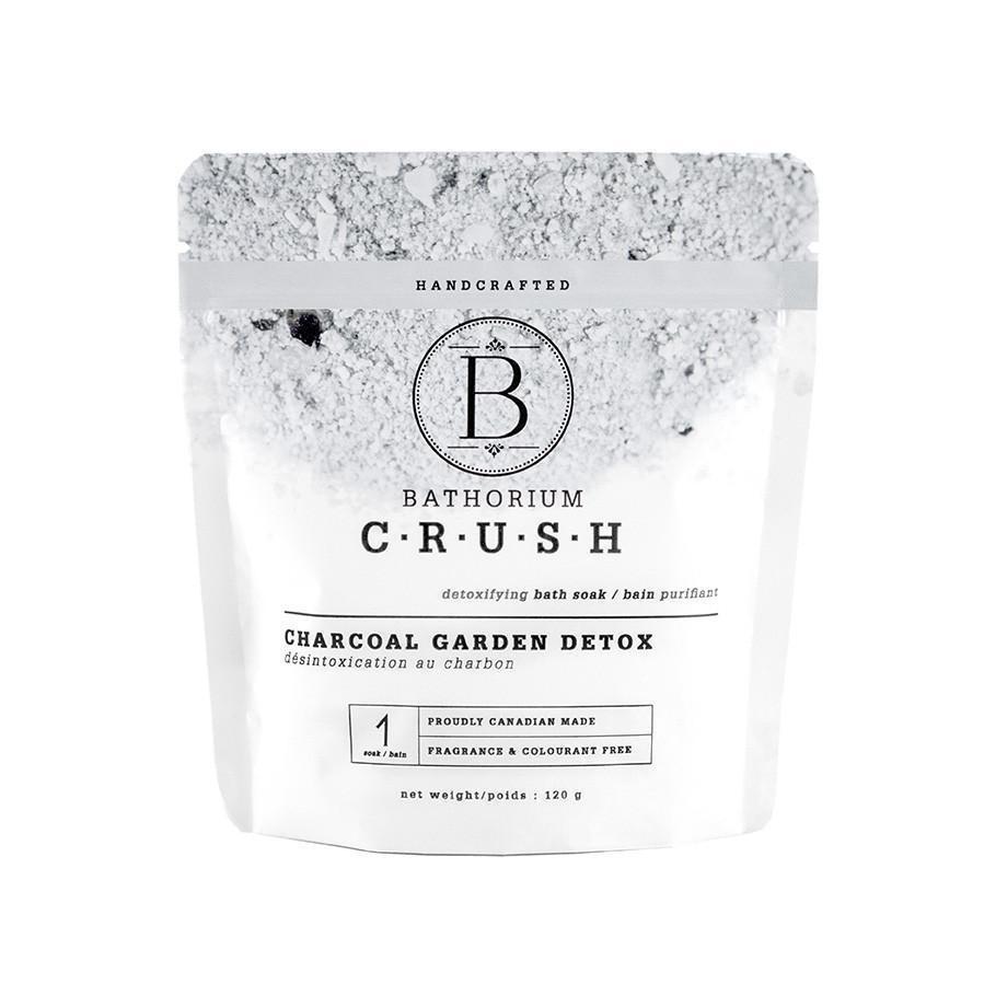 BATHORIUM - CRUSH CHARCOAL GARDEN DETOX