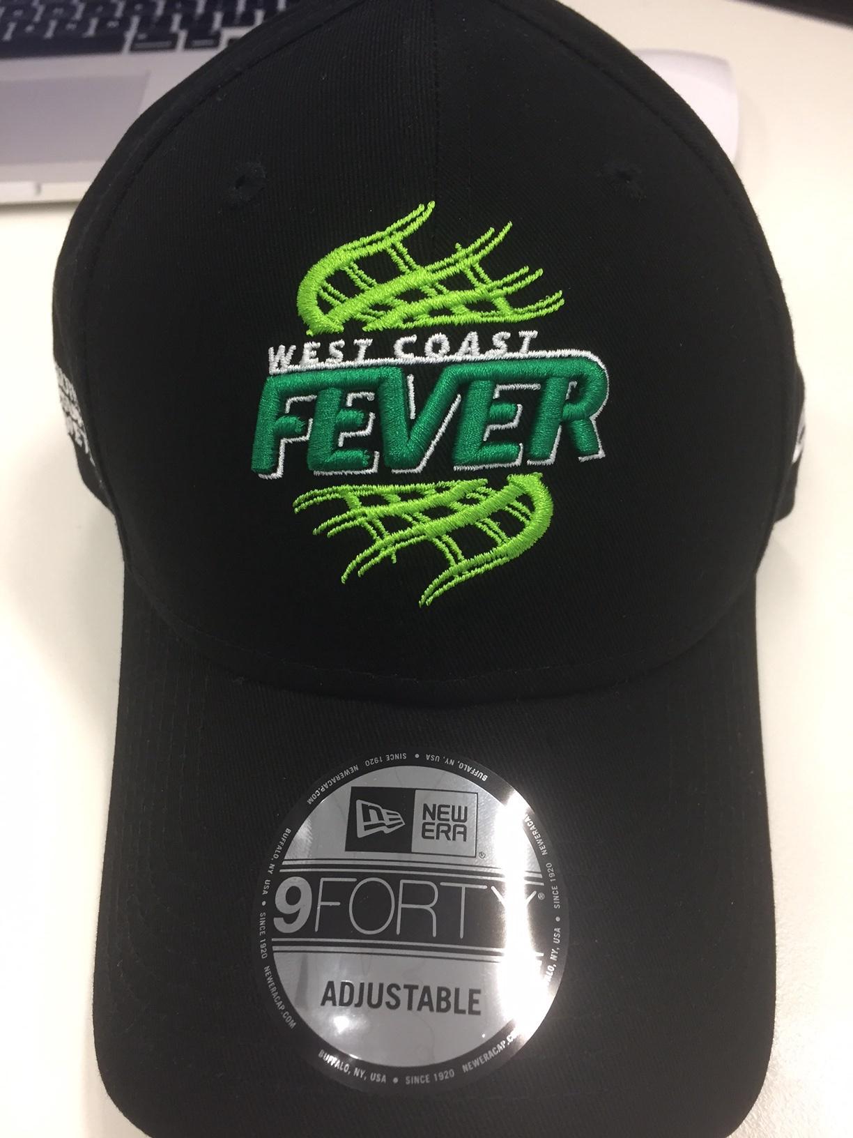 WCF New Era 9Forty Cap - Black