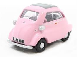 Oxford #76IS003 1/76 BMW Isetta