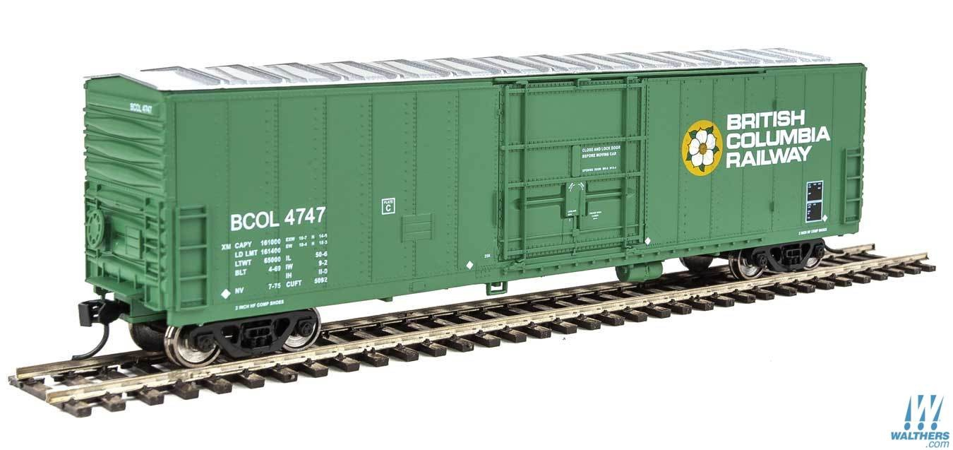 Walthers Mainline #910-2028 HO 50' Insulated Boxcar