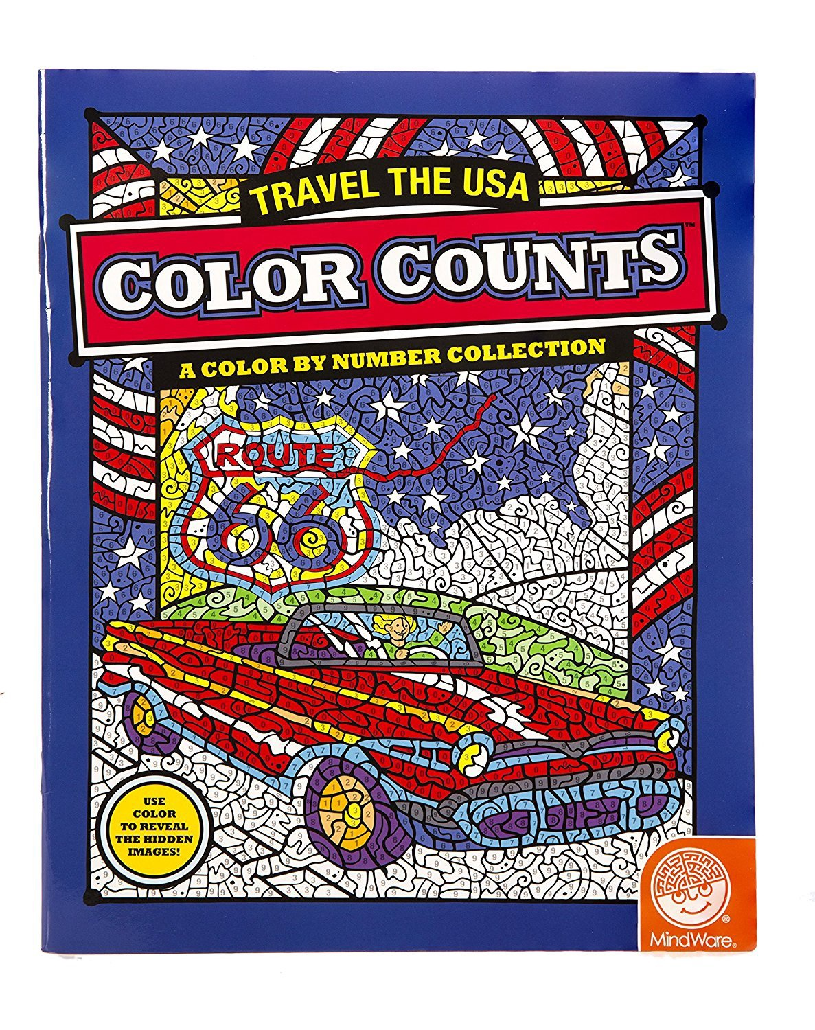 X MW 62004 COLOR COUNTS TRAVEL THE USA