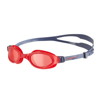 Junior Futura Plus Goggles Grey/Lava Red