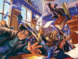 HARRY POTTER PESKY PIXIES