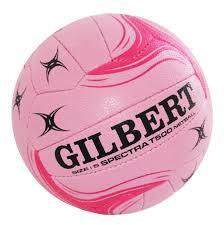 Gilbert State Training Ball (Spectra T500): Pink (size 5)