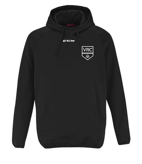 CCM Training Pullover Hoody-VRC Shield Logo