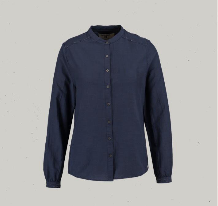 Garcia Navy Shirt 80034