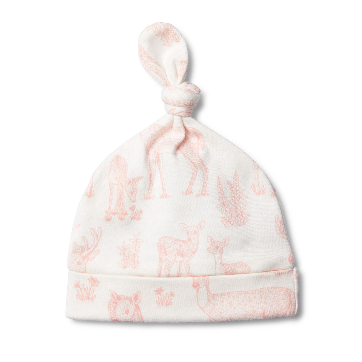WF Oh Dear knot hat