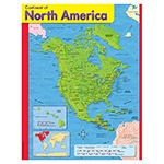 T 38143 CONTINENT OF NORTH AMERICA