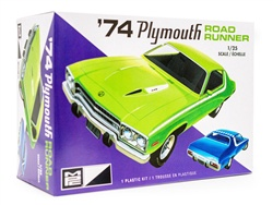 MPC #920 1/25 1974 Plymouth Roadrunner 2T