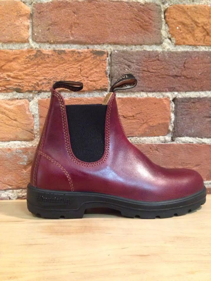 BLUNDSTONE - LEATHER LINED 1440 REDWOOD