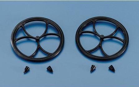 DU-BRO #250ML 2-1/2  Micro Lite Wheels