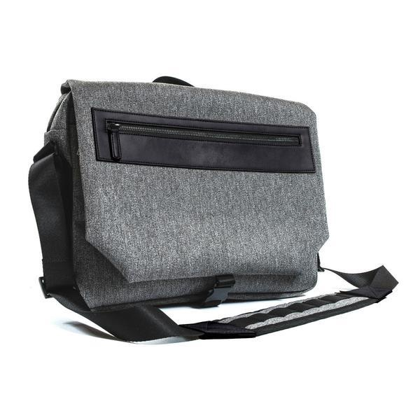 VENQUE - STREET MESSENGER GREY BE