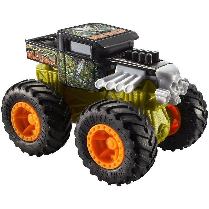 HOT WHEELS MONSTER TRUCK REV TREDZ