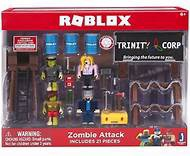 ROBLOX ZOMBIE ATTACK 21 PIECES