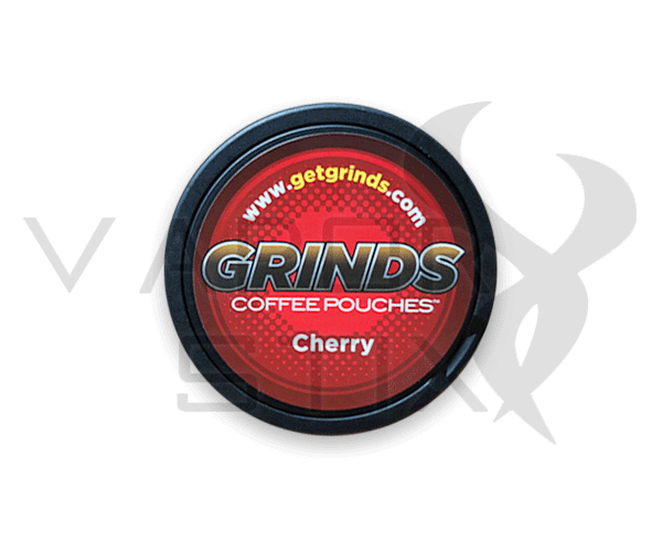 Grinds Coffee Pouches Cherry