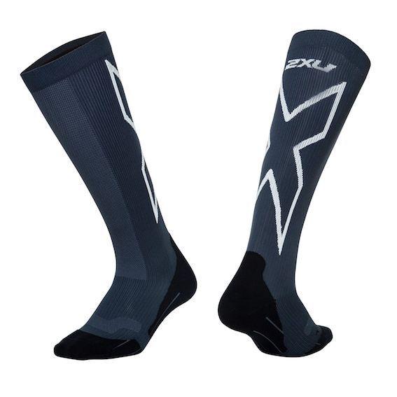 2XU Performance Compression Run Sock