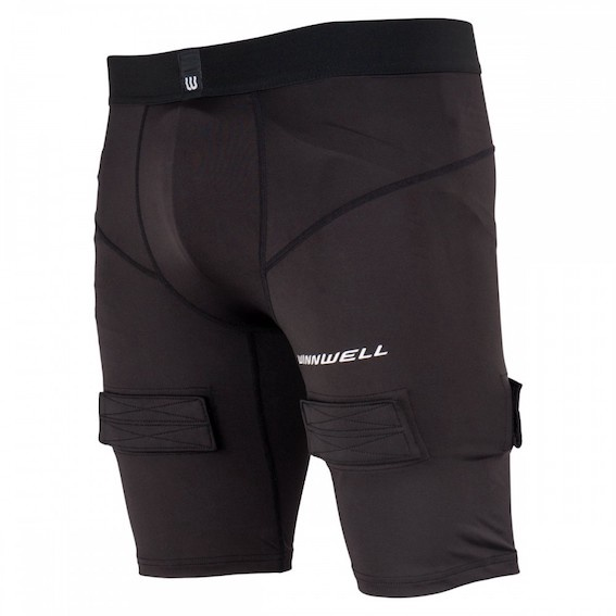 Winwell Compression Jock Short-Junior
