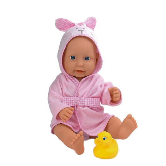 DOLL'S WORLD SPLASH TIME BABY GIRL