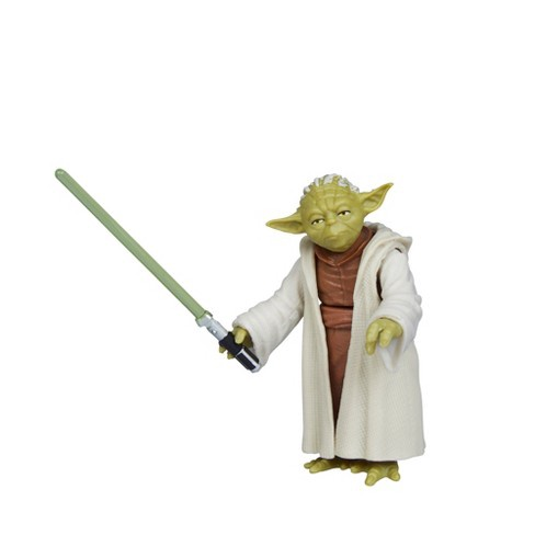 STAR WARS GALAXY OF ADVENTURES YODA