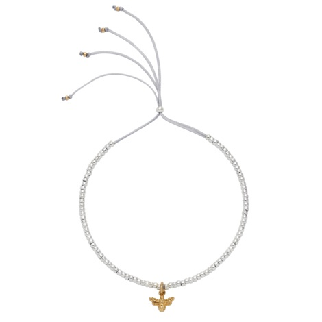 Estella Bartlett Bee Positive Bracelet