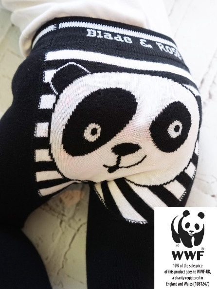 Blade & Rose Organic WWF Panda Leggings