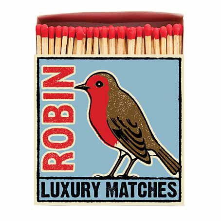 The Robin Matches
