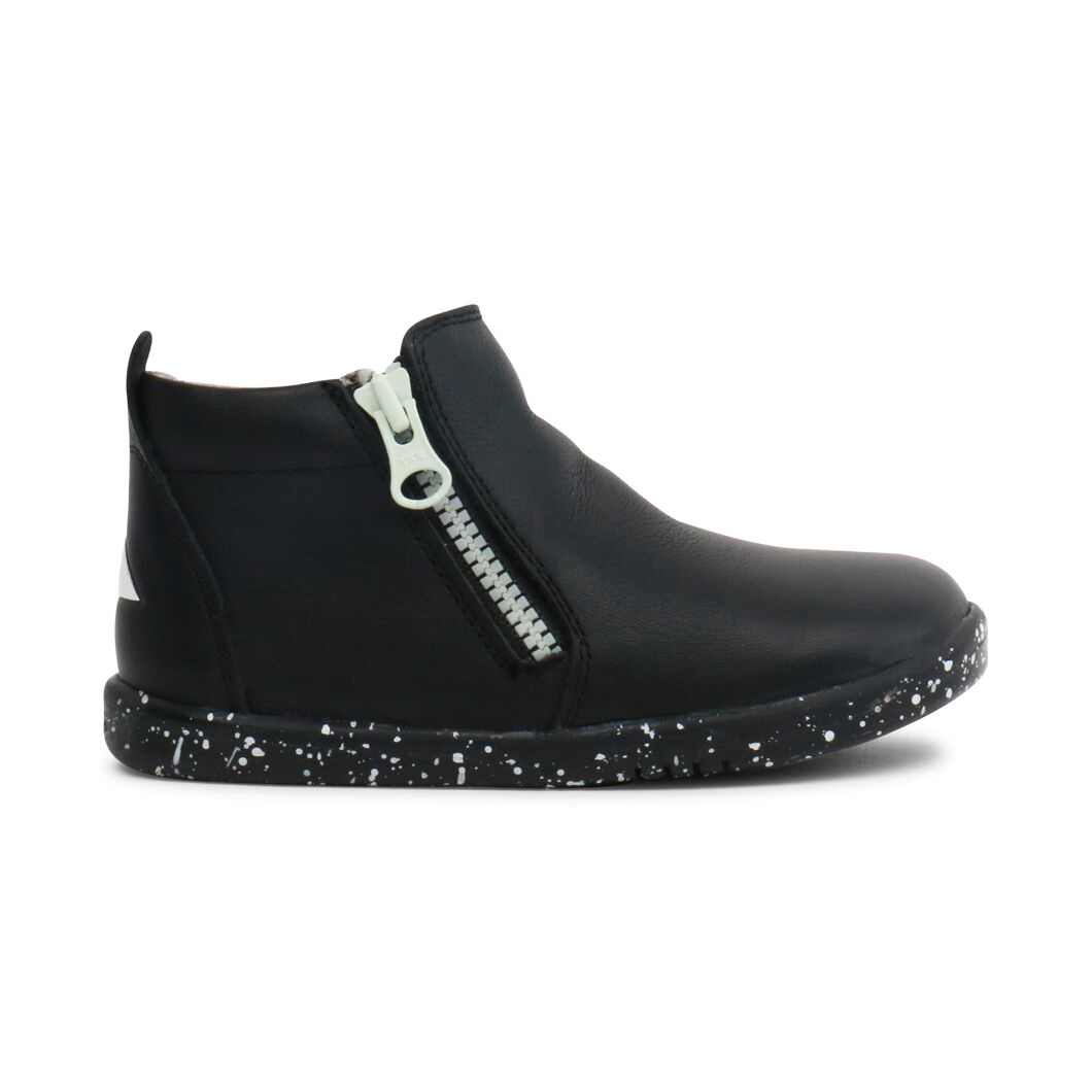 Bobux I Walk Tasman Boot Black