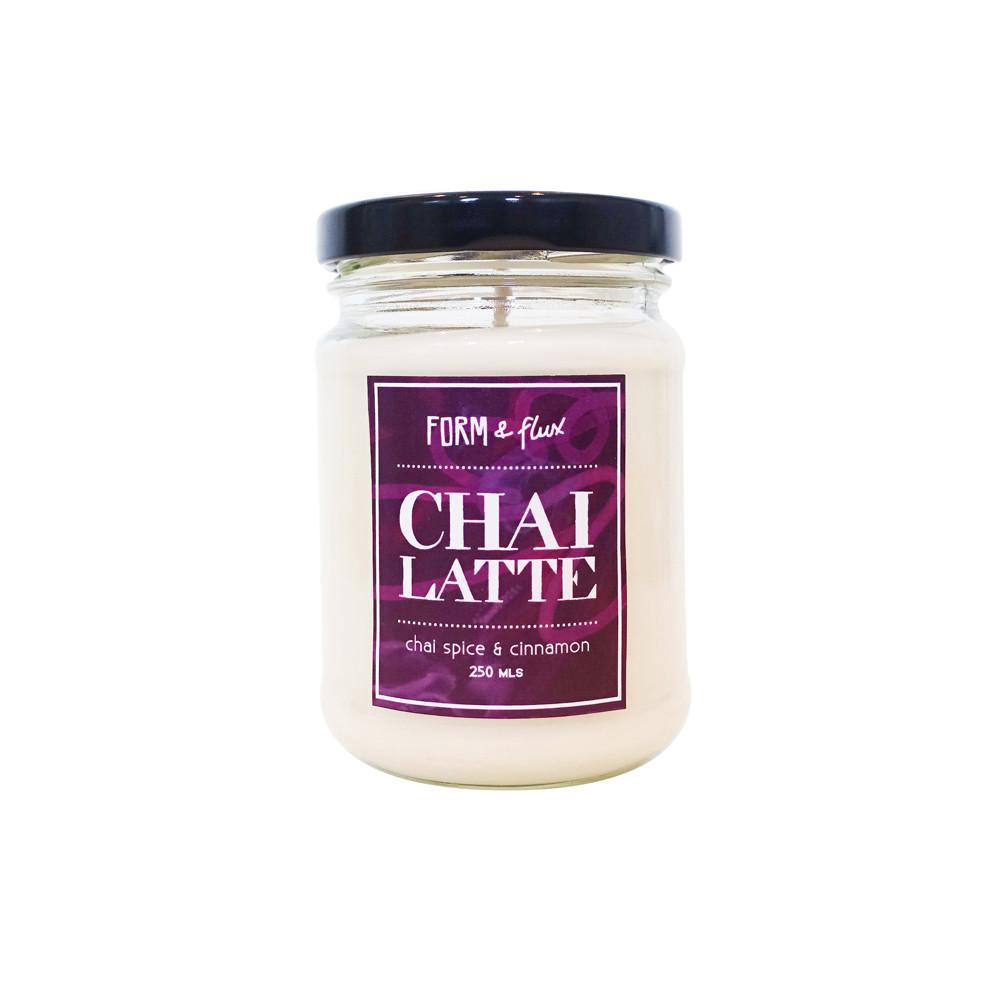 Chai Latte | candle 250ml - 25+ hr burn time