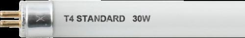 230V 30W T4 Fluorescent Tube 765mm Cool White 4000K