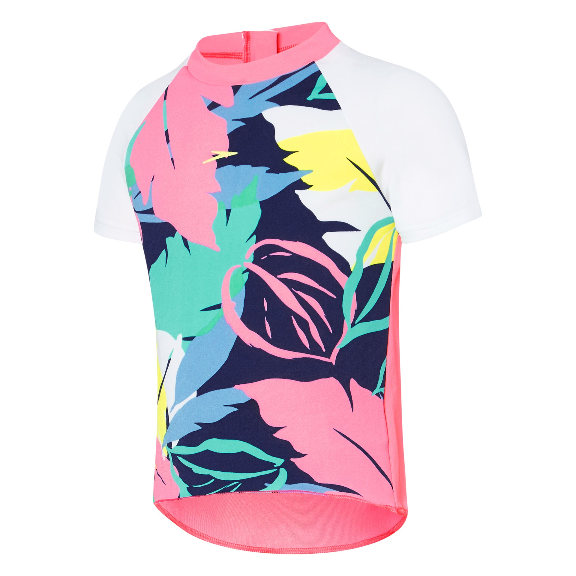 Toddler Girls Tropical Girl Sun Top