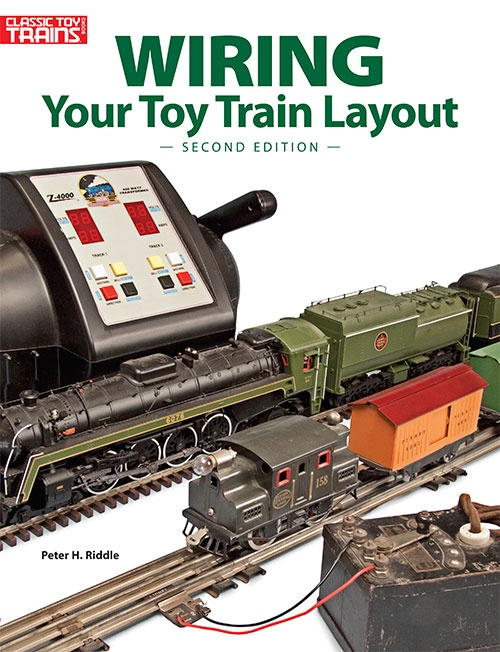 Model Railroader #108405 Wiring Your Toy Train Layout