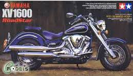 Tamiya #14080 1/12 Yamaha XV1600 RoadStar