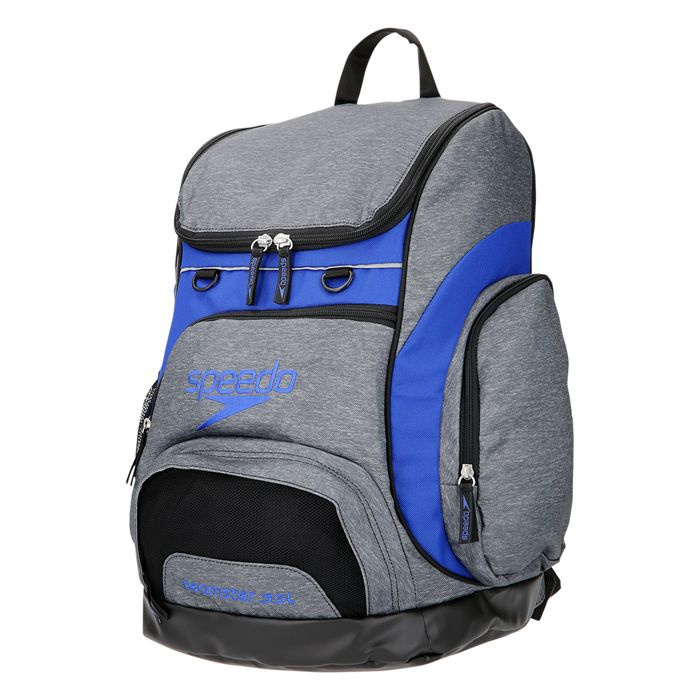 35L USA Teamster Backpack Grey/Beautiful Blue