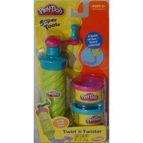 PLAY-DOH SUPER TOOLS-TWIRL'N TWISTER