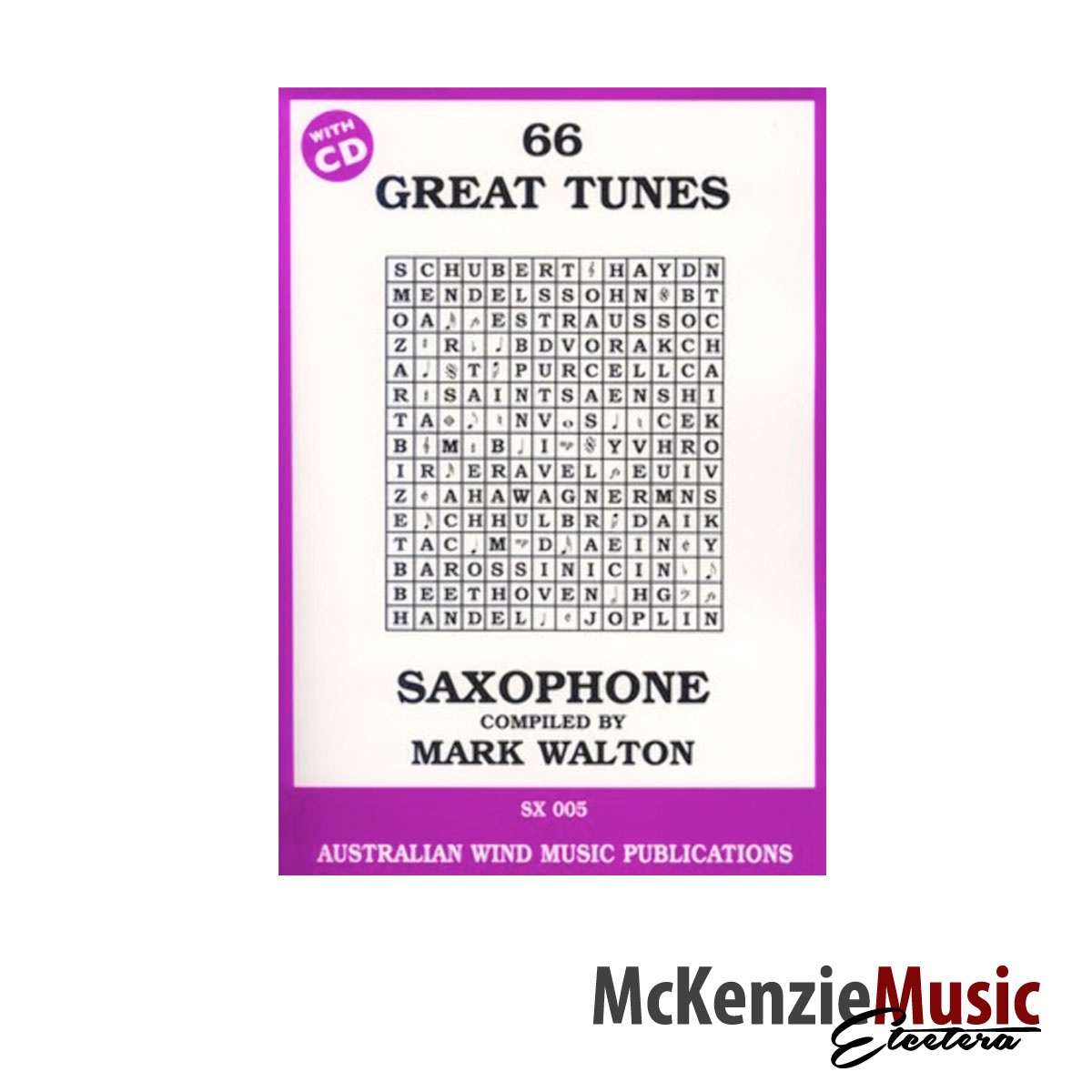 66 Great Tunes for Alto Saxophone
