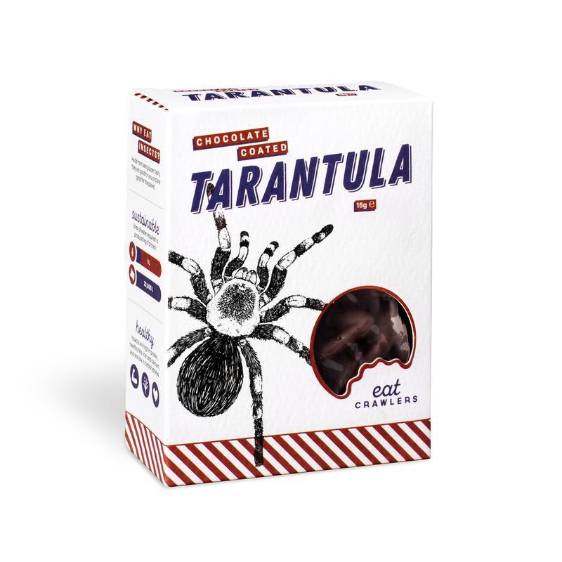 Chocolate  Coated Tarantula 15g