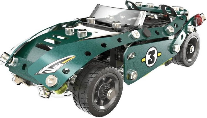 Meccano #18202 Roadster 5 Model Set