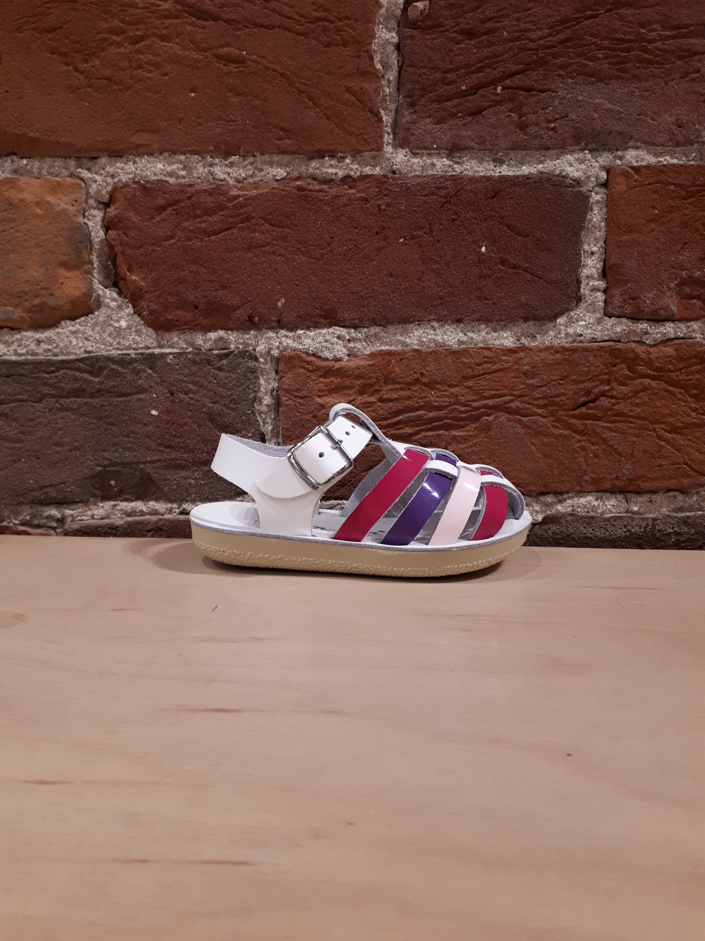 SALT WATER SANDALS - SAILOR IN MULTI (5-8)