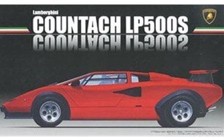 Fujimi #126562 1/24 Lamborghini Countach LP500S