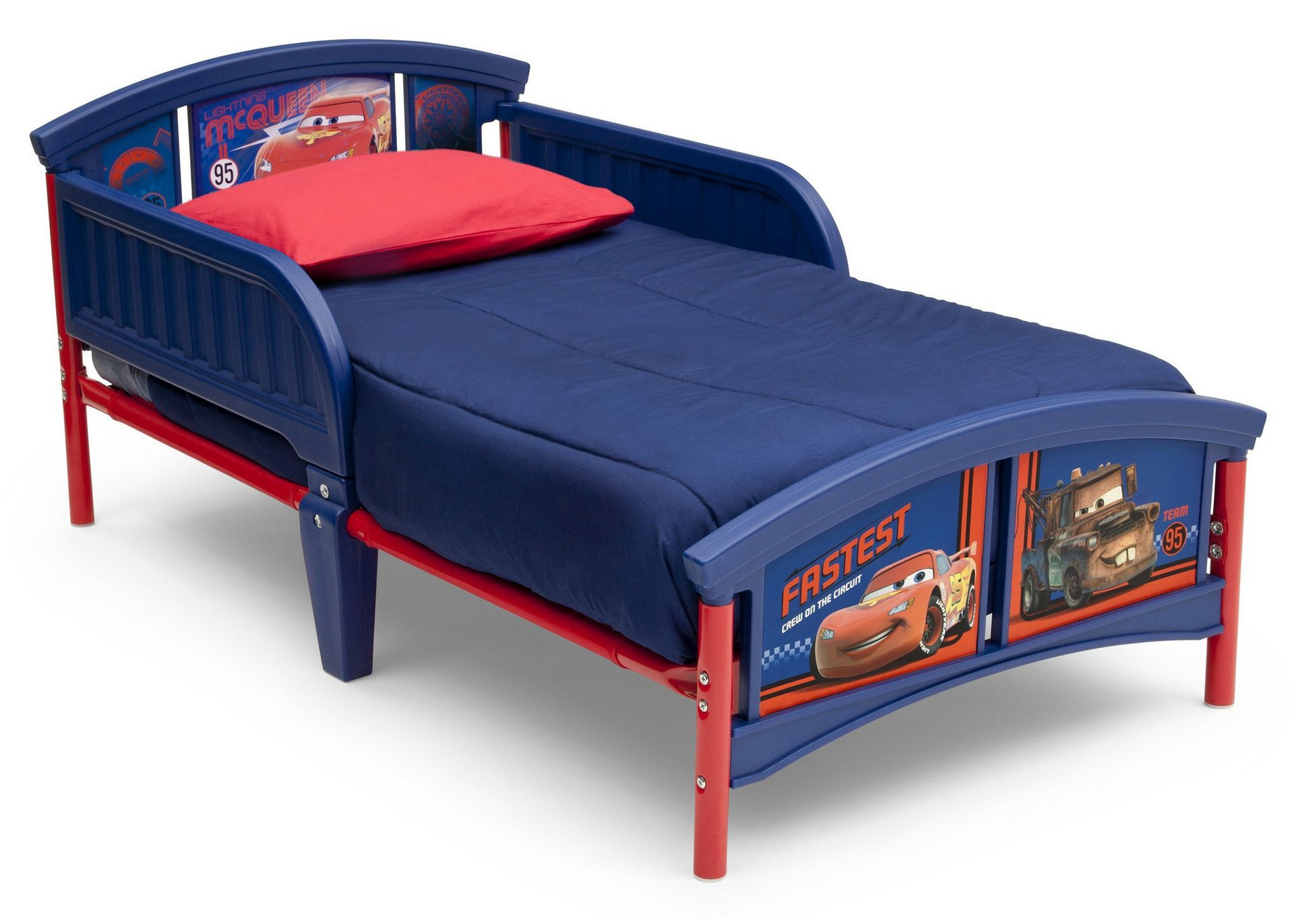 CARS TODDLER BED 2016