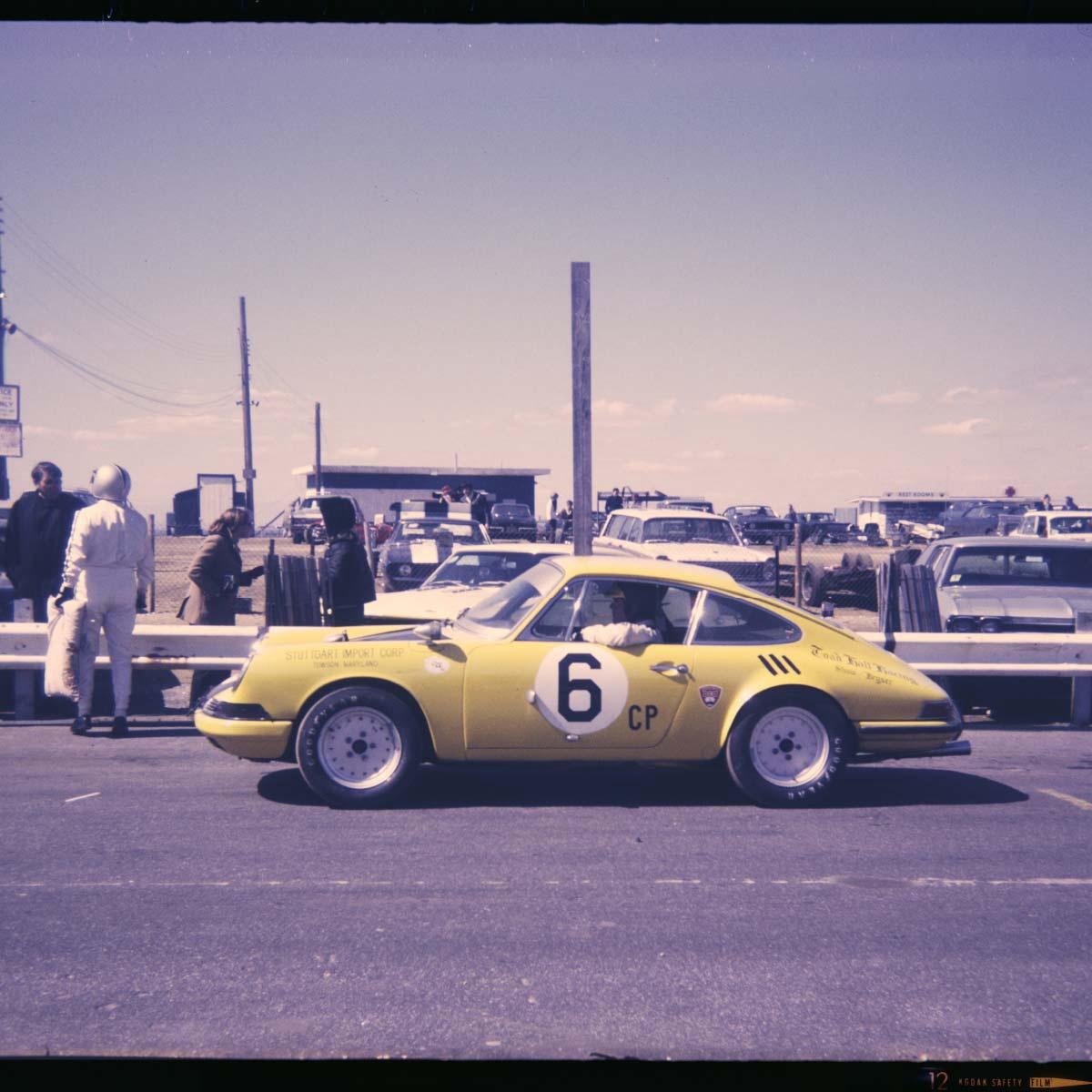 Porsche Carrera Vintage